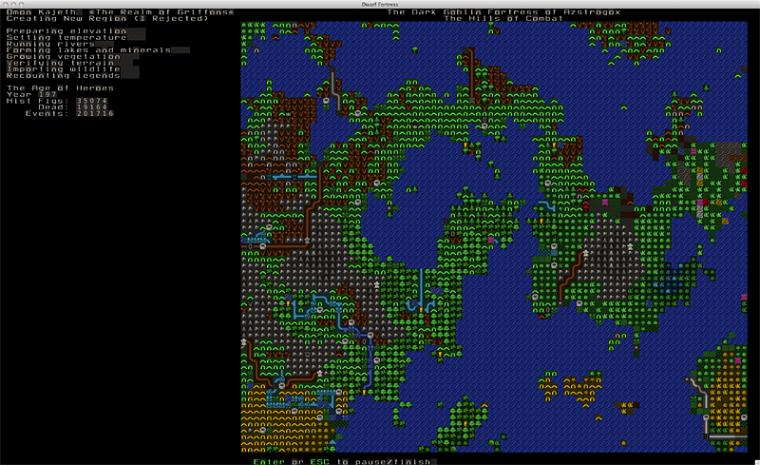 Dwarf Fortress Nyc Ascii Wallpaper Conceptual Maps And The